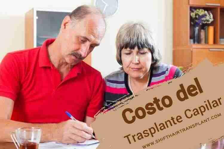 Coste del trasplante capilar,