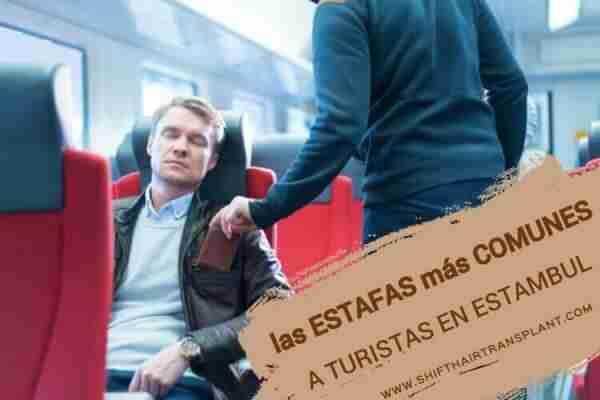 Las estafas más comunes a turistas en Estambul,