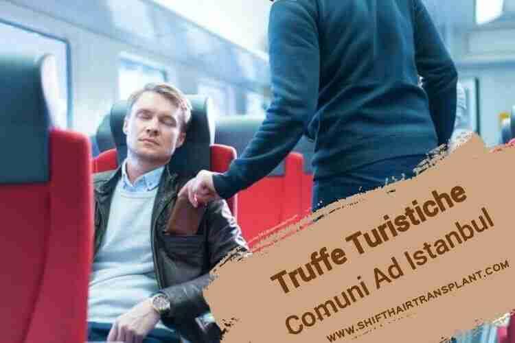 Truffe Turistiche Comuni Ad Istanbul,