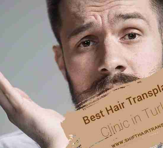 Best Hair Transplant Clinic Turkey SHIFT Hair Transplant Istanbul, a man wondering.