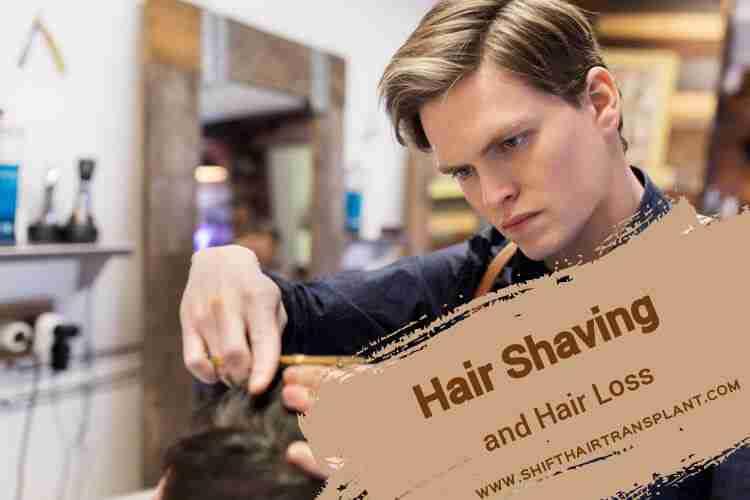Hair Shaving Hair Loss
