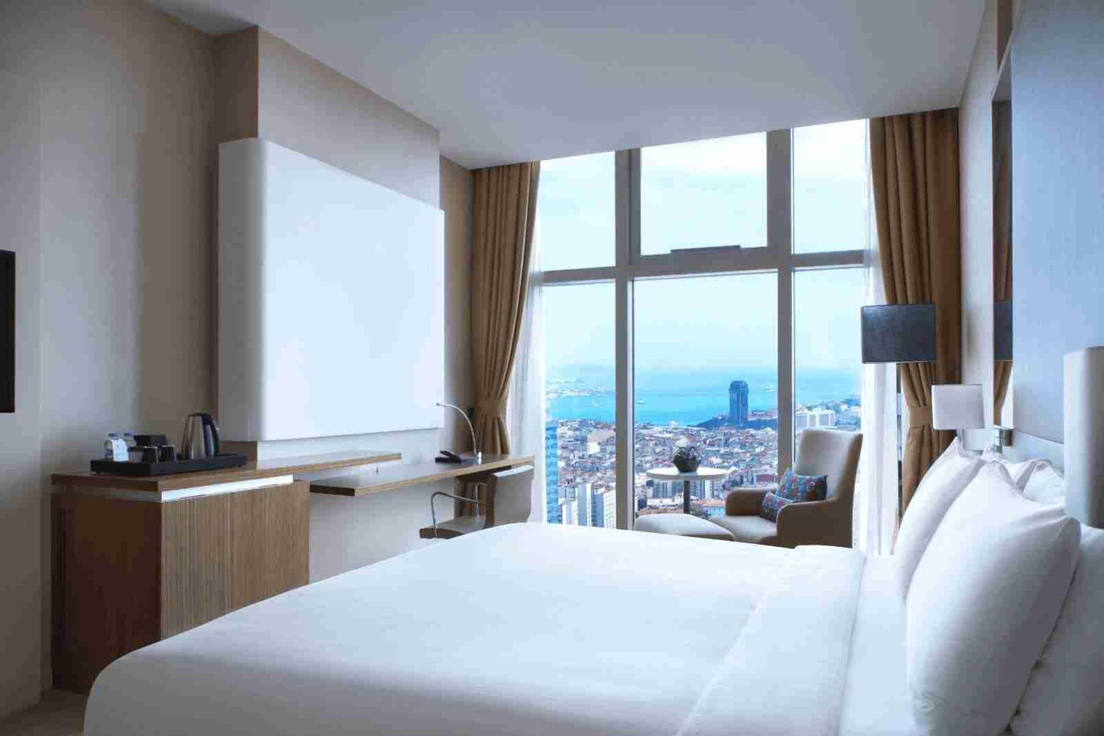 Marriott Şişli Hotel (2)