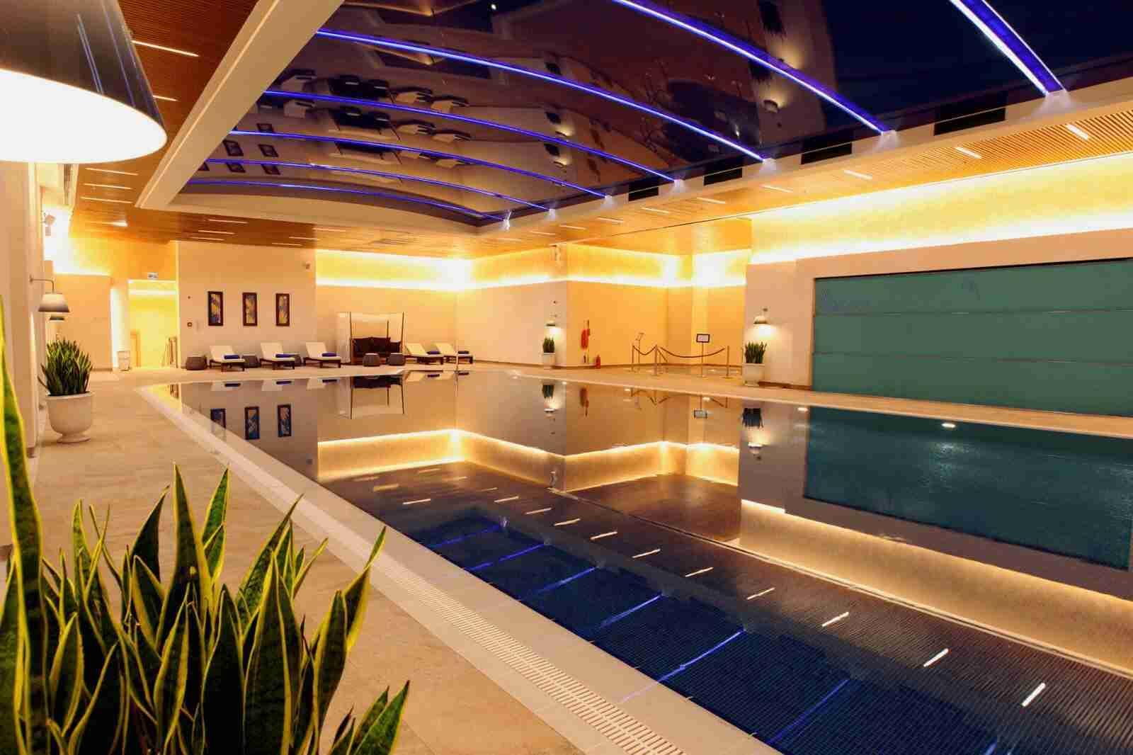 Marriott Şişli Hotel (6)