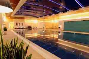 Marriott Şişli Hotel (6) 3