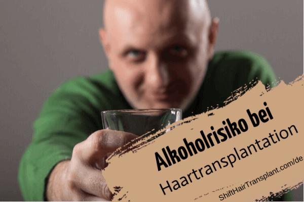 Alkoholrisiko bei Haartransplantation 5