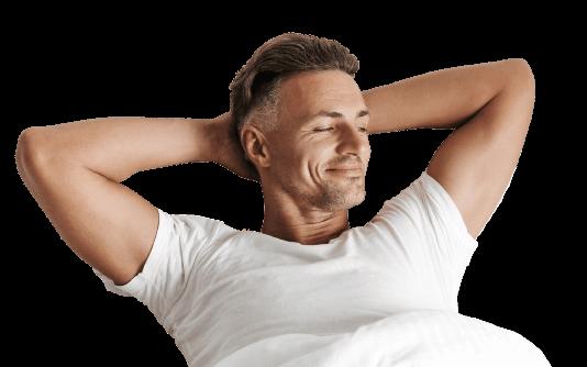 Greffe de cheveux pour hommes 12