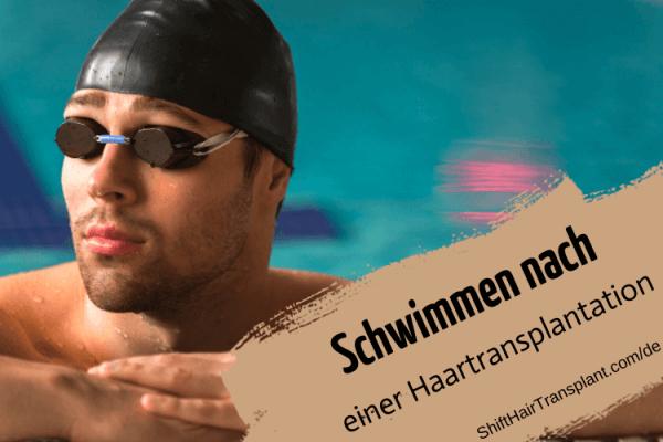 Schwimmen nach einer Haartransplantation 2