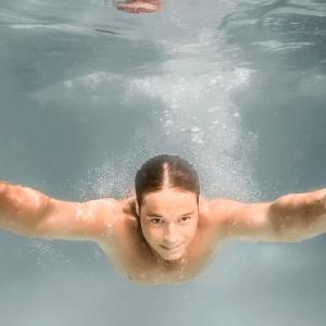 Schwimmen nach einer Haartransplantation 4