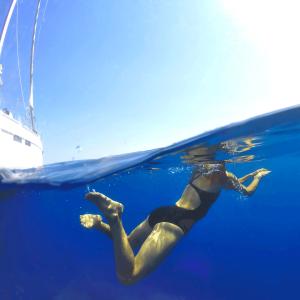 Schwimmen nach einer Haartransplantation 3