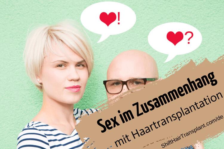 Sex im Zusammenhang mit Haartransplantation 1