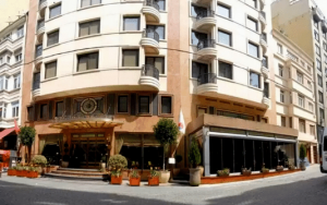 The Central Palace Hotel 1 3