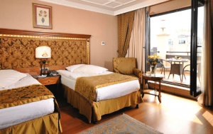 The Central Palace Hotel 3 3
